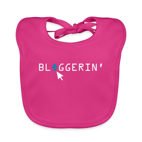 0188 Bloggerin | Blog | Buch | Bücher | Lesen - Baby Organic Bib