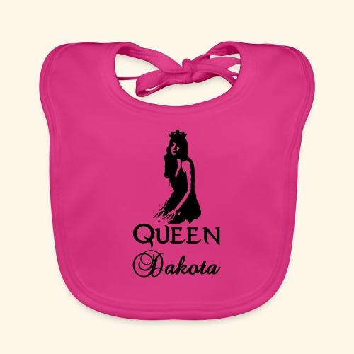 Queen Dakota - Baby Organic Bib