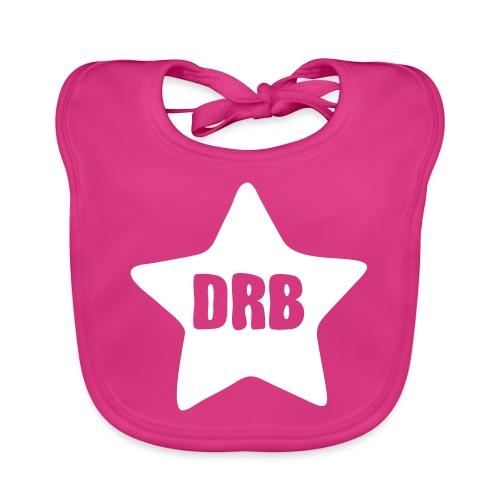 Dark Ride Star - Vauvan luomuruokalappu