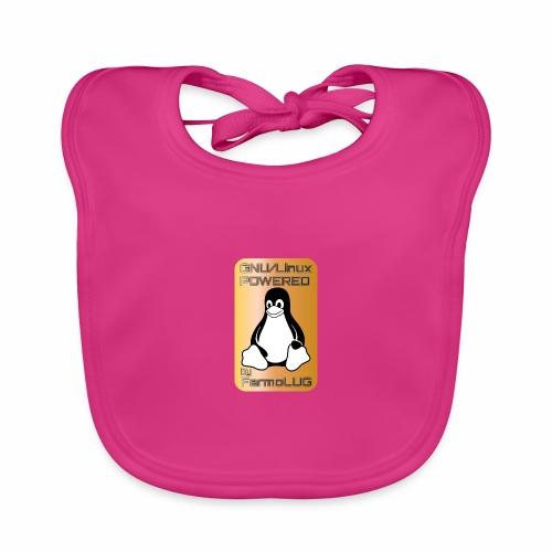 GNU/Linux Powered by FermoLUG - Bavaglino ecologico per neonato