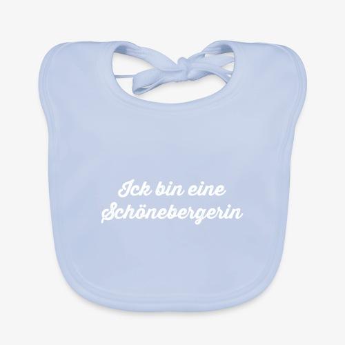 Ick bin eine Schönebergerin - Baby Bio-Lätzchen