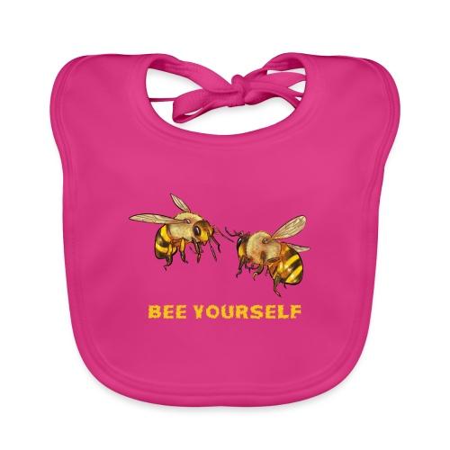 Bee yourself. Voor bijenliefhebbers, imkers. - Bio-slabbetje voor baby's