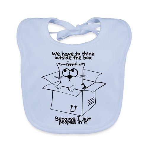 think outside the box - Bio-slabbetje voor baby's