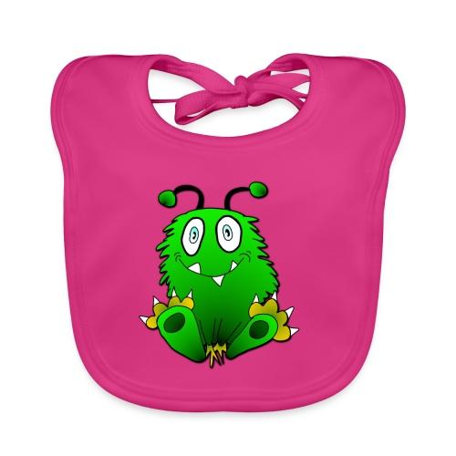 Fubbel Monster - Baby Bio-Lätzchen
