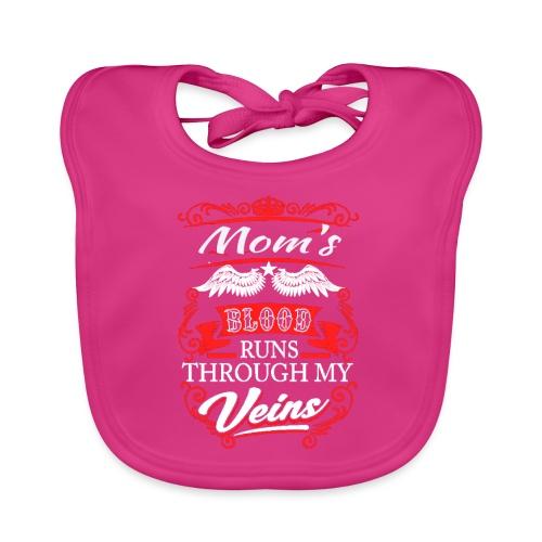 bonne idée pour montrer votre amour à la maman - Bavoir bio Bébé