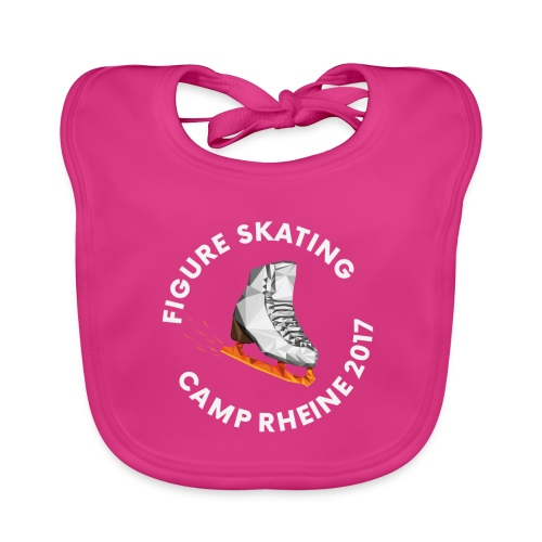 1st International Figure Skating Camp in Rheine - Baby Bio-Lätzchen