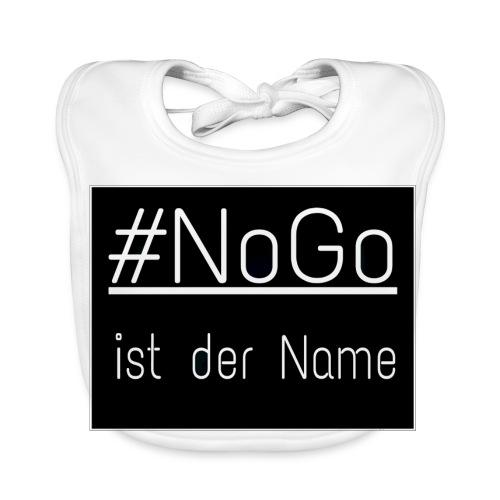 #NoGo - Baby Bio-Lätzchen