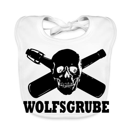 Wolfsgrube shit 2016 - Baby Bio-Lätzchen