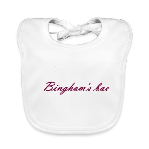 Bingham's Bae - Baby Organic Bib