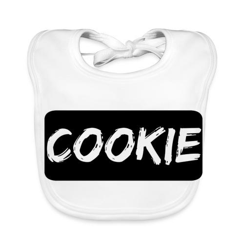 La galleta _-_ Negro - Babero ecológico bebé