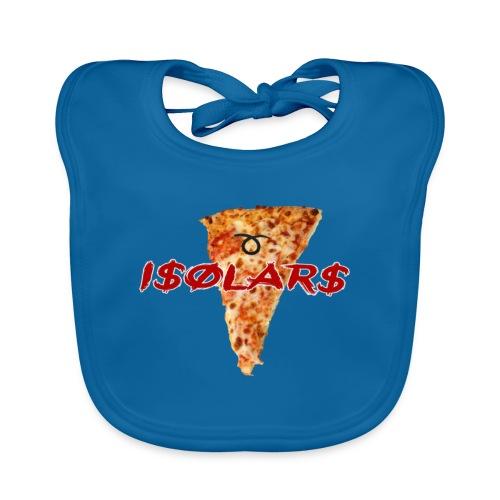 ISOLARS PIZZA - Baby Bio-Lätzchen