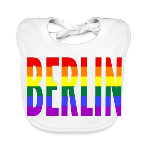 Berlin pride - Baby Bio-Lätzchen