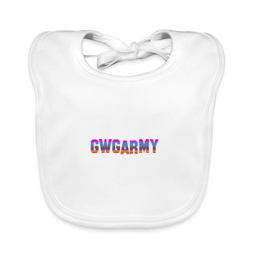 gwgarmy logo - Bio-slabbetje voor baby's