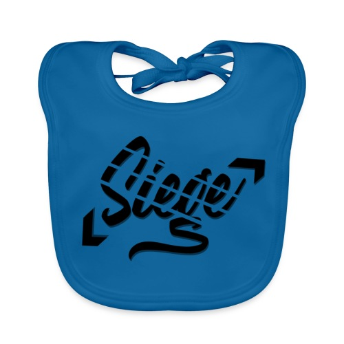 Siege - Logo - Bio-slabbetje voor baby's