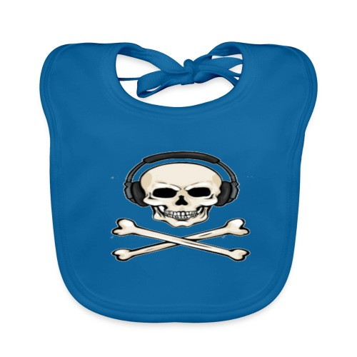 Blake The Gamer - Baby Organic Bib