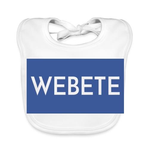 Webete - Baby Organic Bib