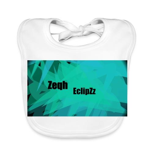 Zeqh EclipZz Youtube Name - Baby Organic Bib