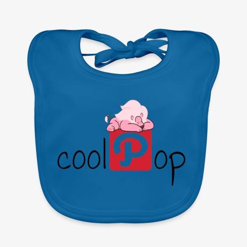 coolpop Logo - Babero ecológico bebé