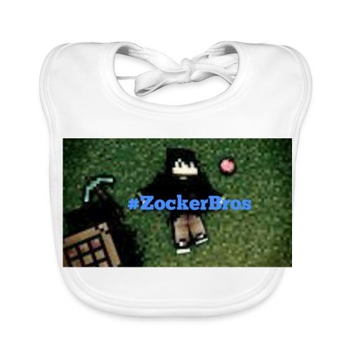 #Zockerbros t-shirt - Baby Bio-Lätzchen