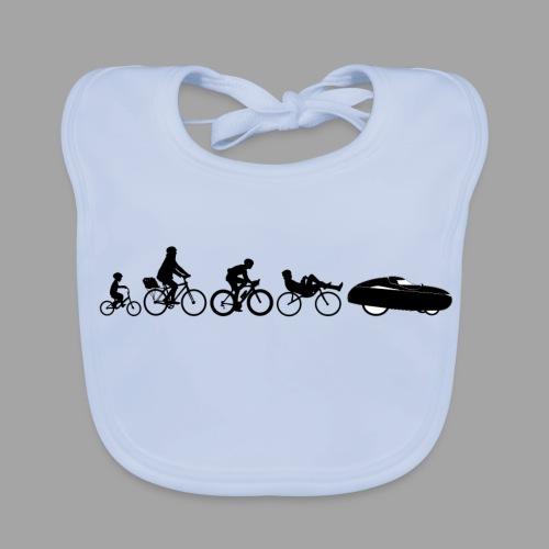 Bicycle evolution black - Vauvan ruokalappu