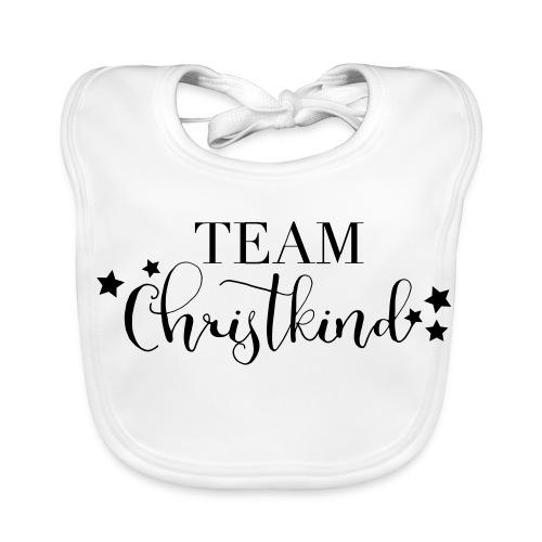 Team Christkind - Baby Bio-Lätzchen