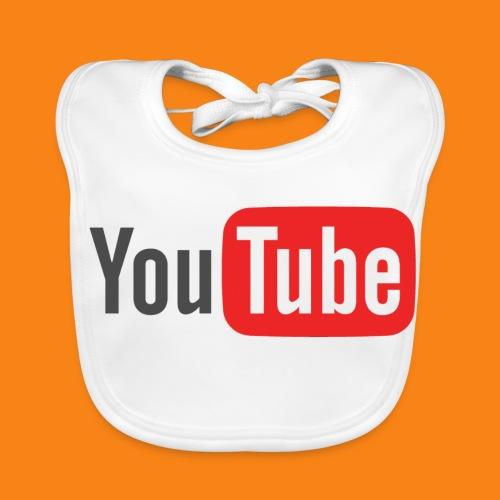 Youtube-logo-2014 - Babero ecológico bebé