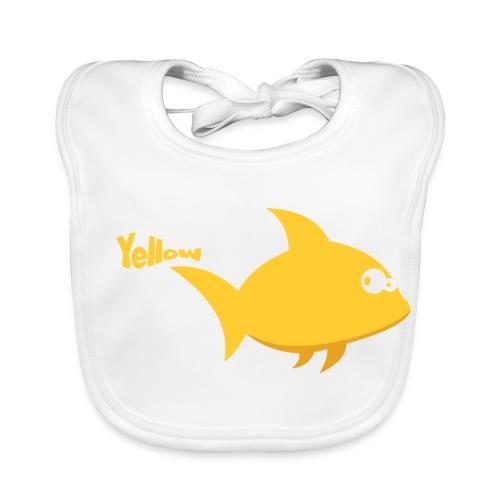 Yellow - Bio-slabbetje voor baby's