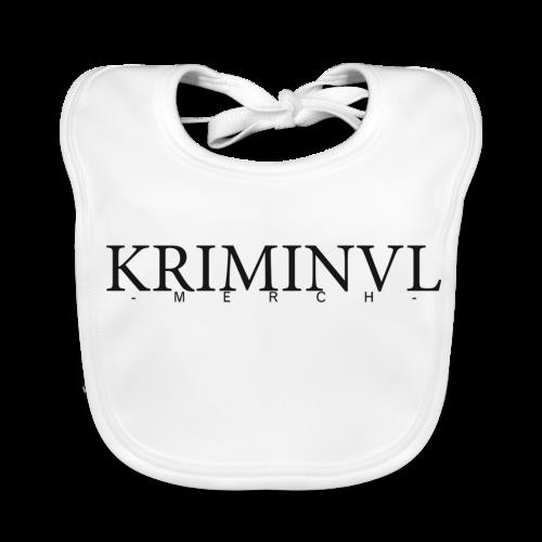 KRIMINVL'MERCH - Baby Bio-Lätzchen