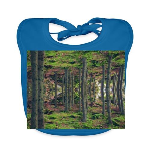 Forest state of mind. - Ekologisk babyhaklapp