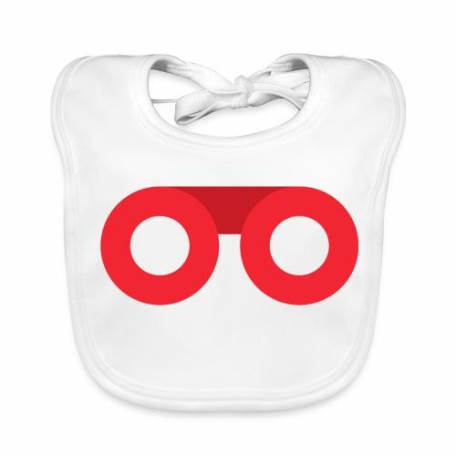Des lunettes de type Magnifiques ! - Bavoir bio Bébé