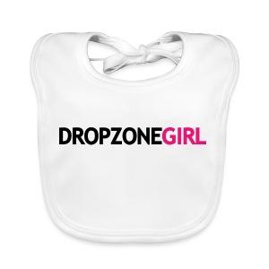 DropzoneGirl - Baby Bio-Lätzchen