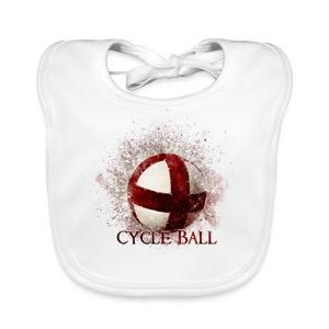 Radball | Cycle Ball - Baby Bio-Lätzchen