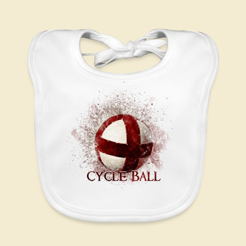 Radball | Cycle Ball - Baby Bio-Lätzchen