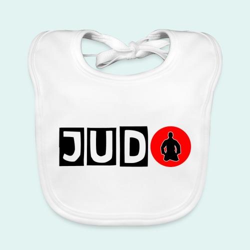 Motiv Judo Japan - Baby Bio-Lätzchen