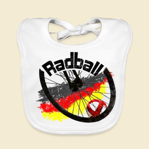 Radball | Deutschland - Baby Bio-Lätzchen
