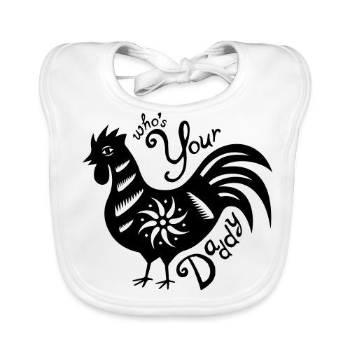 Cock Daddy - Bio-slabbetje voor baby's