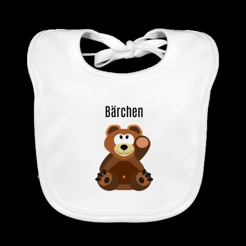 Bärchen Design - Baby Bio-Lätzchen