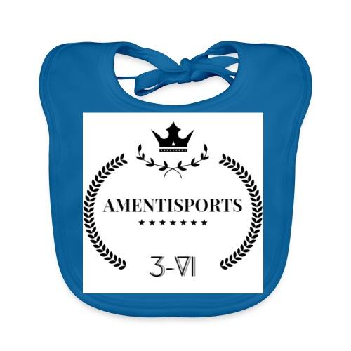 AmentiSports - Baby Bio-Lätzchen