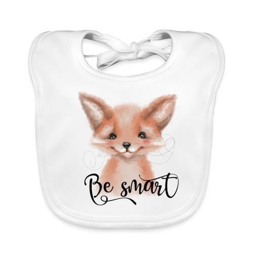 Fox Fuchs be smart - Baby Bio-Lätzchen