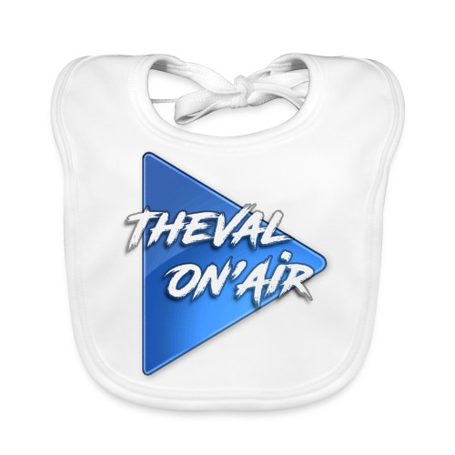 Logo TheVal On'Air - Bavoir bio Bébé
