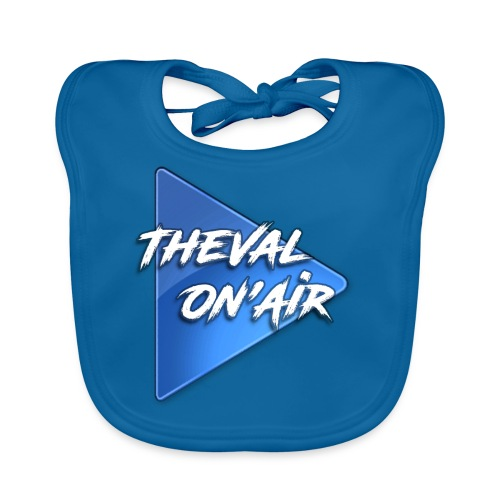Logo TheVal On'Air - Bavoir bio Bébé