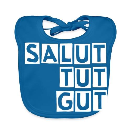 SALUT TUT GUT - Baby Bio-Lätzchen
