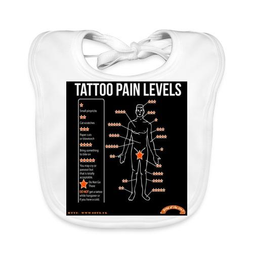 tatoo - Bavoir bio Bébé