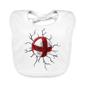 Radball | Cycle Ball Crash - Baby Bio-Lätzchen