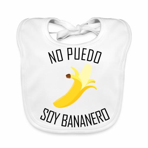J'peux pas j'ai Banane - Version Espagnol - Bavoir bio Bébé