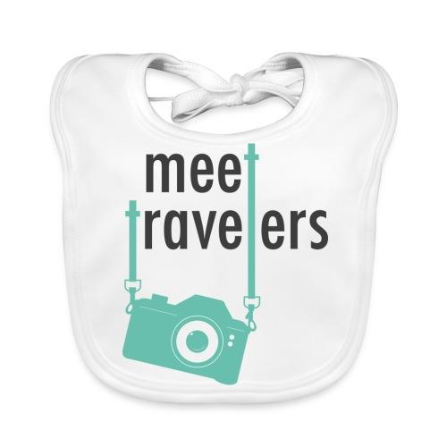 meet-travelers - Bavoir bio Bébé