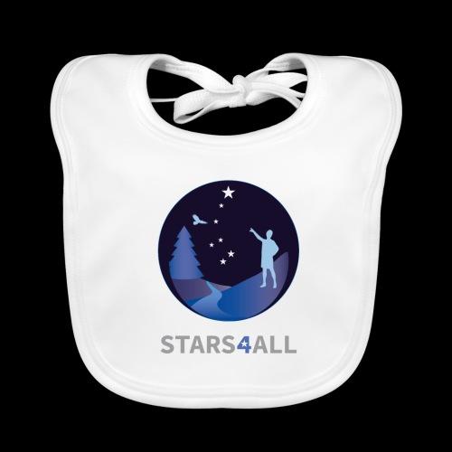 Stars4All - Babero ecológico bebé