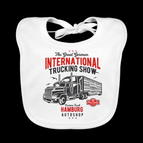Hamburg Trucking Show - Baby Bio-Lätzchen