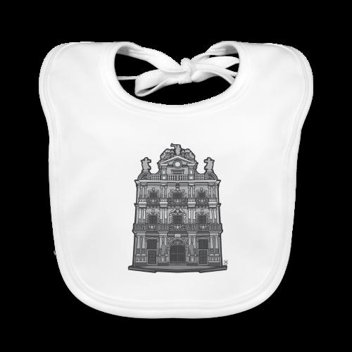 Ayuntamiento de Pamplona/Iruña - Babero ecológico bebé