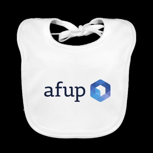 Le logo officiel de l'AFUP - Bavoir bio Bébé